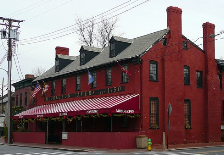 Middleton's Tavern - My buddy used to bounce here and I had lots of good times with D-Burg.
