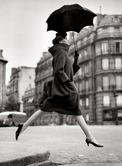 Carmen - Coat by  Pierre Cardin 1957