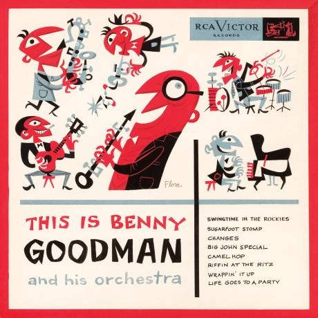Benny Goodman sketch