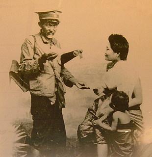 Post Man in Bangkok