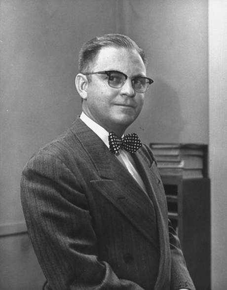 Physicist Clifford Berry