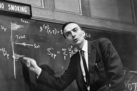 Physicist G. E. Brown