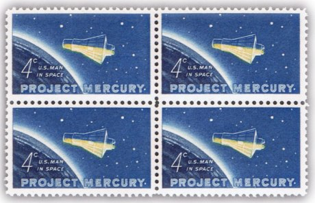 The Mercury Project Stamp!