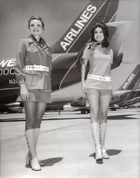 Hot Stewardesses