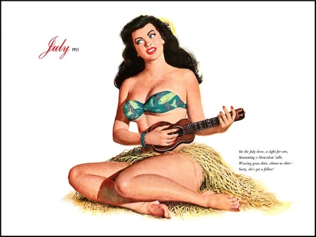 July - 1951
