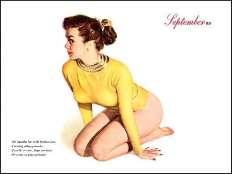 September - 1951