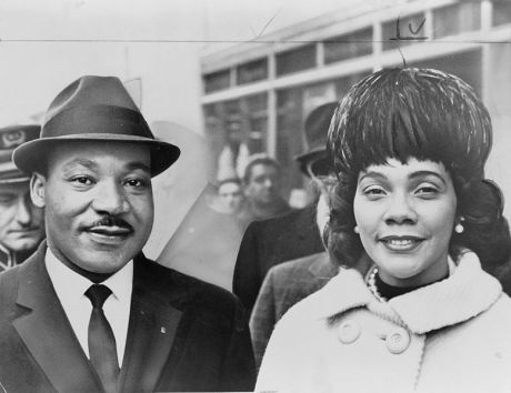 civil martinlutherking and corettascottking