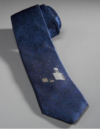 Bourbon Tie
