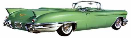 1957 Cadillac Elorado Biarritz