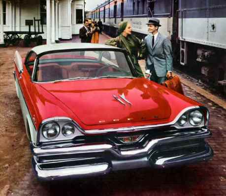 1957 Dodge Royal Lancer