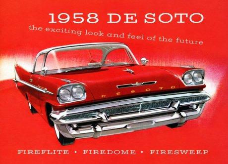 1958 Desoto