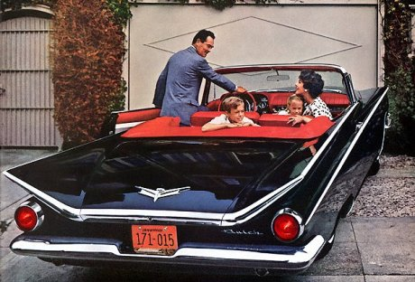 1959 Buick Convertable