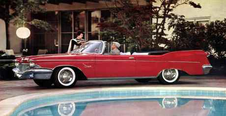 1960 Imperial Crown Convertable
