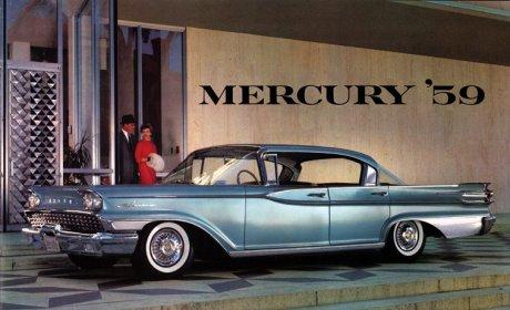 1959 Mercury