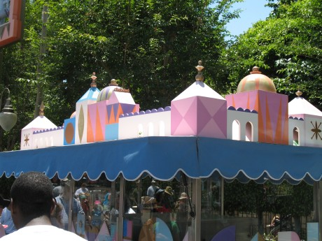 Castle on top of a vendor