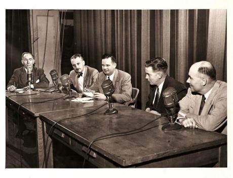 radio men 1950s