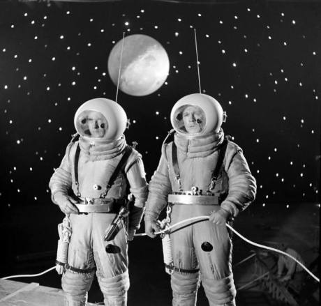 50s space suits - photo #22