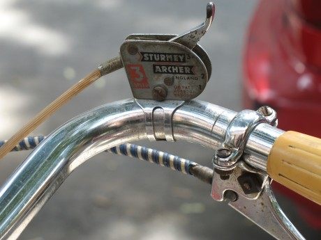 Sturmey Archer 3 speed shifter
