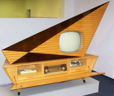 Show me your Mid-Century Modern consoles please