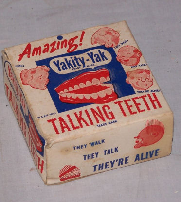 TalkingTeeth