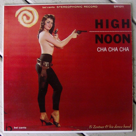 """High Noon Cha Cha Cha"" - Awesome album cover"