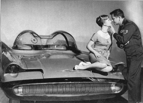 the lincoln futura concept car 1955 the invisible agent. Black Bedroom Furniture Sets. Home Design Ideas