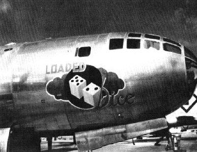 vintage nose art   1940 s
