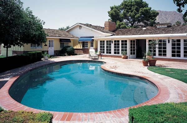 california ranch style homes 1950 u2019s  u2013 1960 u2019s