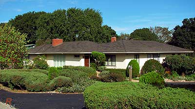 California ranch style homes 1950 s 1960 s the for California ranch style architecture