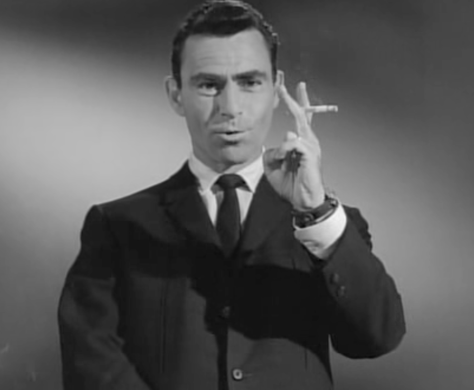 rod serling height