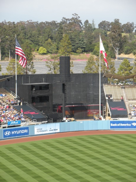 Operation Outfield: Infiltrate Dodger Stadium – Original Stadium Concept Art & Today   The ...