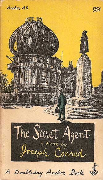 Image result for secret agent conrad