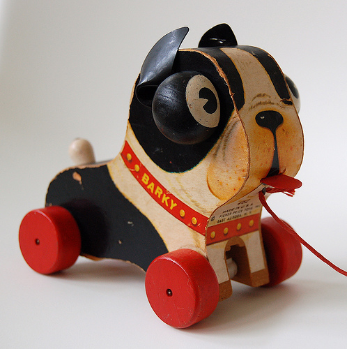 Old Toys From The 1960 : Wooden toys by fisher price s the