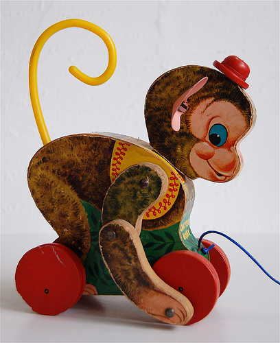 Vintage Toys From The 60s : Wooden toys by fisher price s the
