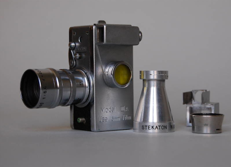 1950′s Steky 16mm Miniature Spy Camera – Made in Japan