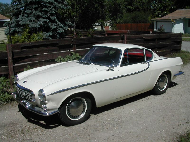 Volvo P1800 1960 S Early 1970 S The Invisible Agent