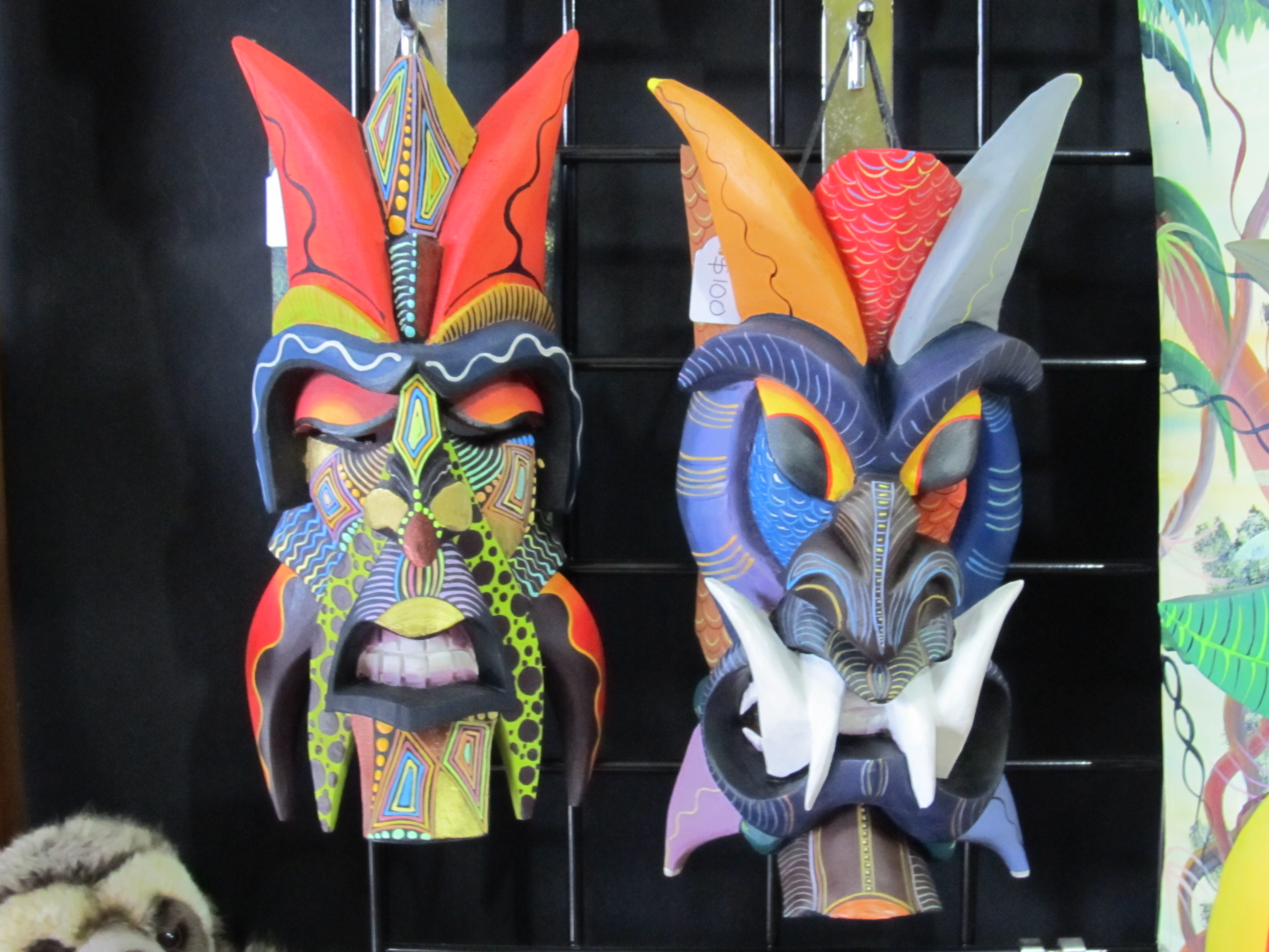 how to make a boruca mask