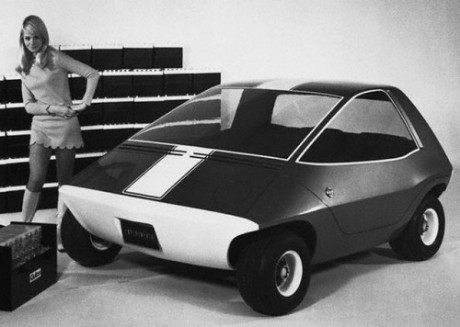 1967 AMC Armitron Experiment Car