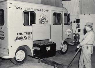 Batronic Truck
