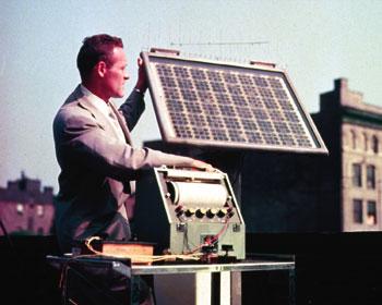 Bell Solar Battery 1954