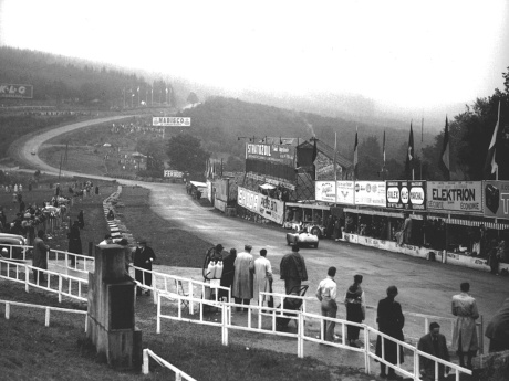 Spa 24 hour Racetrack