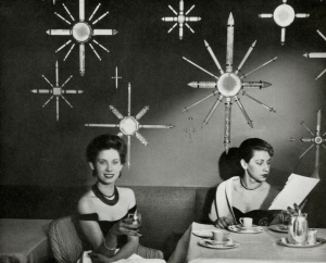 SS United States Dining Room