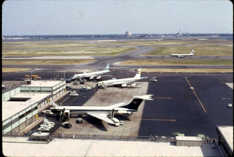Idlewild Airport New York International 1950 S 1960 S