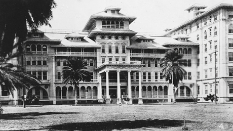 Moana Surfrider Hoetel Waikiki