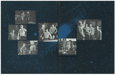 Star Trek Season 1 Sell Sheet pages 8 & 9