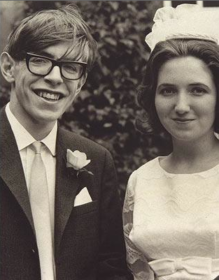 STEPHEN HAWKING and Jane Hawking – 1965 « The Invisible Agent