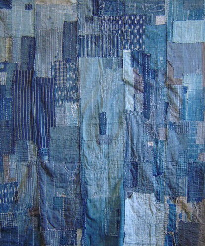 how to make a boro quilt